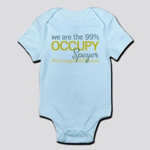 Occupy Speyer Infant Bodysuit
