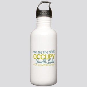 Occupy South Lake Tahoe Stainless Water Bottle 1.0