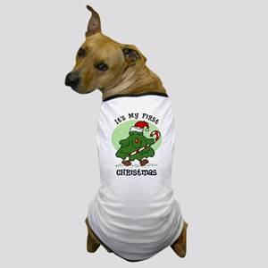 1st Christmas Tree Dog T-Shirt