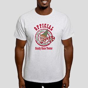 Official Candy Cane Tester Light T-Shirt