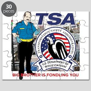 TSA Parody Puzzle