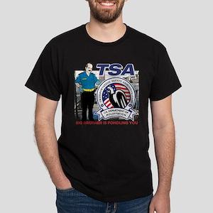 TSA Parody Dark T-Shirt