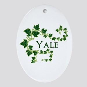 Yale Ornament (Oval)