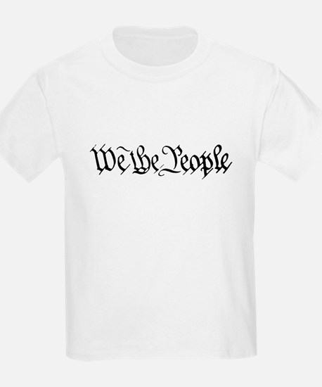 WE THE PEOPLE XVII T-Shirt