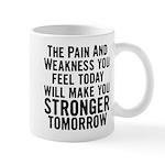Stronger Tomorrow Mug
