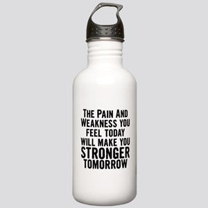Stronger Tomorrow Stainless Water Bottle 1.0L