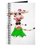 Luna, the hula-hula moo-cow Journal