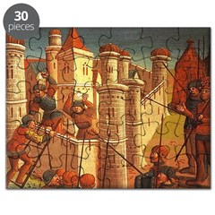 The Siege Puzzle