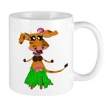 Sola the hula-hula moo-cow Mug
