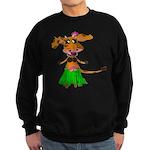 Sola the hula-hula moo-cow Sweatshirt (dark)