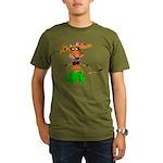 Sola the hula-hula moo-cow Organic Men's T-Shirt (