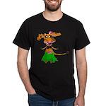 Sola the hula-hula moo-cow Dark T-Shirt