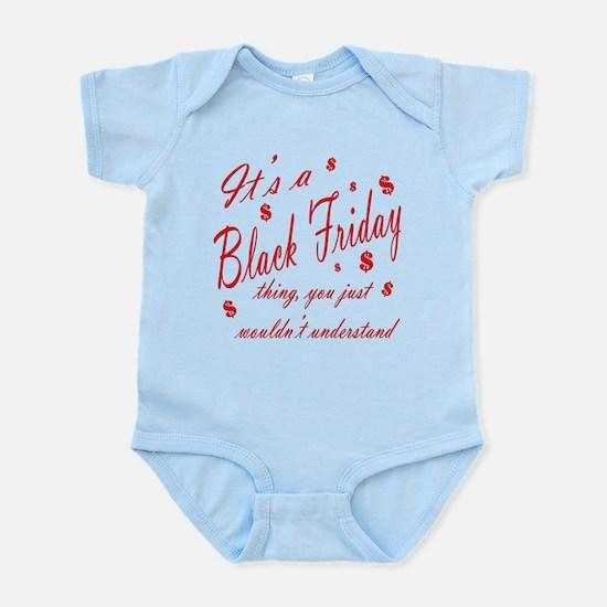 Black Friday Infant Bodysuit