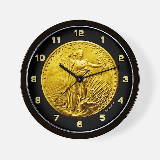 St. Gaudens Wall Clock