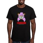 Miffy Men's Fitted T-Shirt (dark)