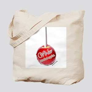 We Luv Candied Apples Tote Bag