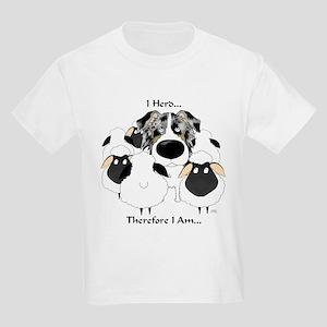Aussie - I Herd... Kids Light T-Shirt