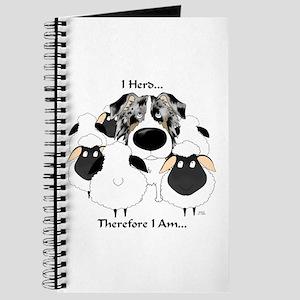 Aussie - I Herd... Journal