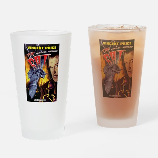 The Bat Drinking Glass
