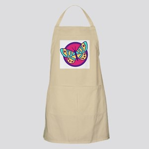 Butterfly205 BBQ Apron