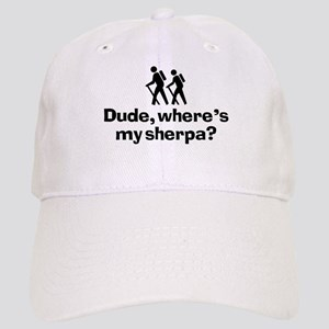 Dude, Where's My Sherpa? Cap