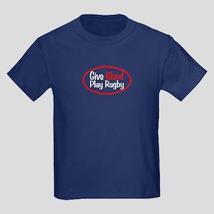 Play Rugby Kids Dark T-Shirt