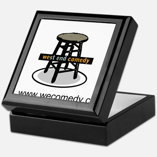 West End Comedy Keepsake Box