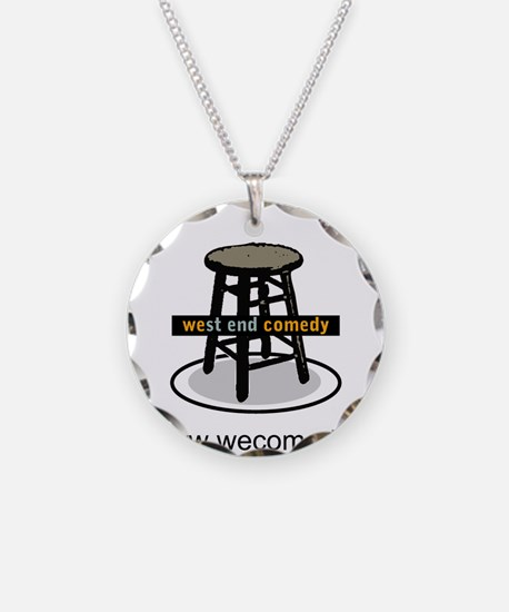West End Comedy Necklace