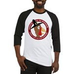 Vegan Thanksgiviing Baseball Jersey