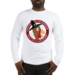 Vegan Thanksgiviing Long Sleeve T-Shirt