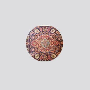 Persian carpet 1 Mini Button