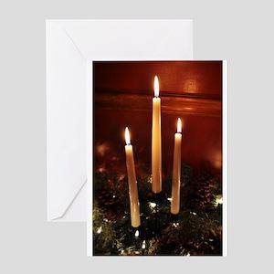 Christmas 7 Greeting Card