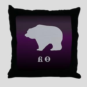 Cherokee Bear - Yonah Throw Pillow