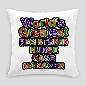 World's Greatest REGISTERED NURSE CASE MANAGER Eve