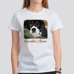 Cavalier Mom Women's T-Shirt