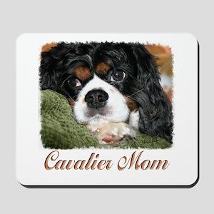 Cavalier Mom Mousepad