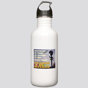 Unsupported Vet Stainless Water Bottle 1.0L