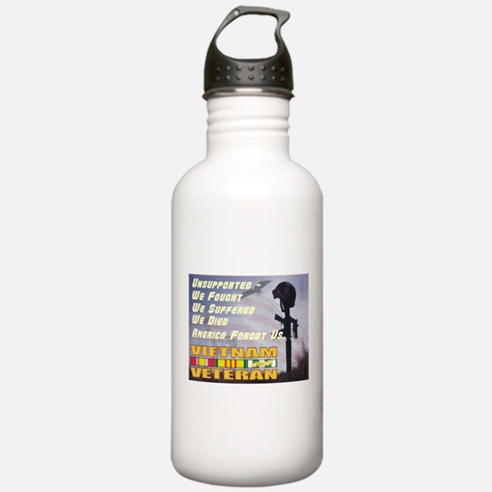 Unsupported Vet Water Bottle