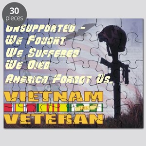 Unsupported Vet Puzzle