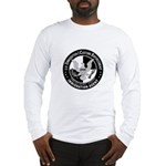 ICE Blk n Wht Long Sleeve T-Shirt