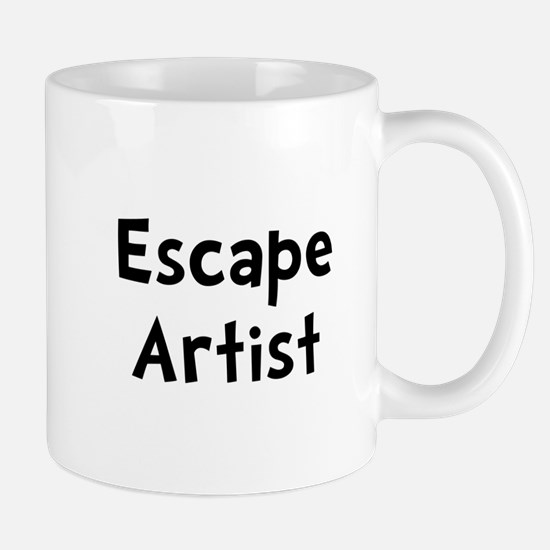 Escape Artist Mug