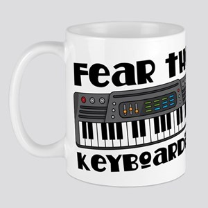 Keyboardist Music Gift Mug