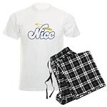 Naughty or Nice Men's Light Pajamas