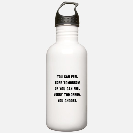 Sore Or Sorry Water Bottle