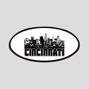 Cincinnati Skyline Patches