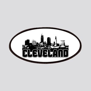 Cleveland Skyline Patches