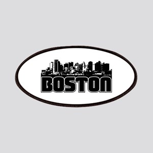 Boston Skyline Patches
