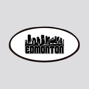Edmonton Skyline Patches