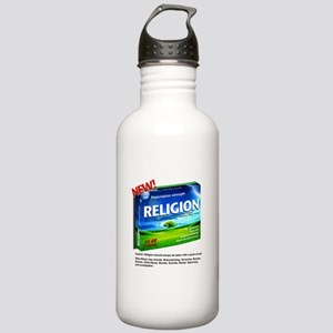 Anti Religion Stainless Water Bottle 1.0L