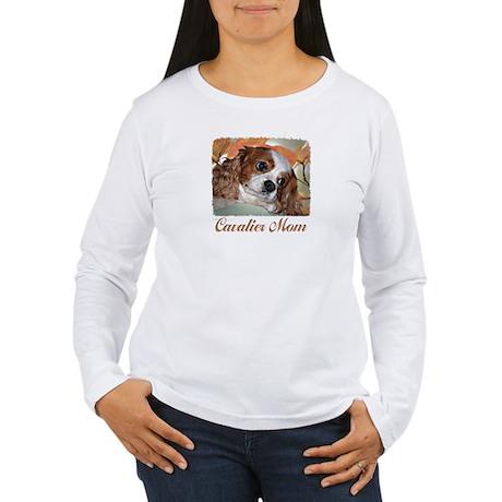 Cavalier Mom Women's Long Sleeve T-Shirt